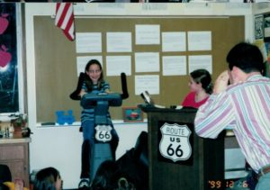 Route 66 Classroom 3