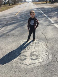 Raleigh Route 66 fan