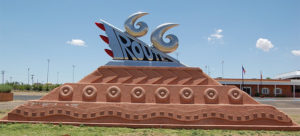 Route-66-Monument-Tucumcari