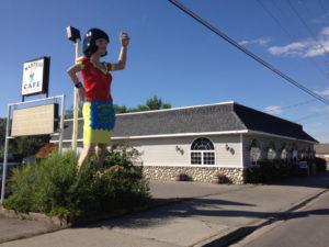 Route 66 Podcast Anthony Arno Joel Baker Muffler Girl